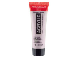 AMSTERDAM ACRYLICS 20ML -  PEARL VIOLET