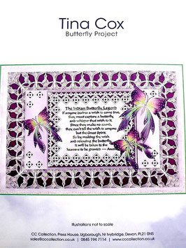 BUTTERFLY PROJECT BY TINA COX