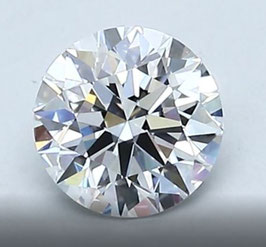 0,59 ct, D, IF, Round, GIA Certified