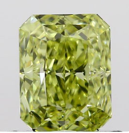 0,71 ct, Fancy Intense Yellow, VS1, Radiant, GIA Certified