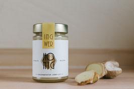 Ingwer in Honig