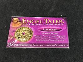 "Glücksbringer Engel-Taler ""Harmonie"""
