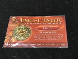 """Glücksbringer Engel-Taler """"Freude"""""""