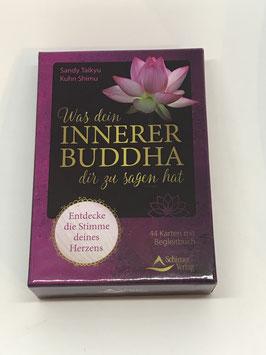 Was dein innerer Buddha dir zu sagen hat
