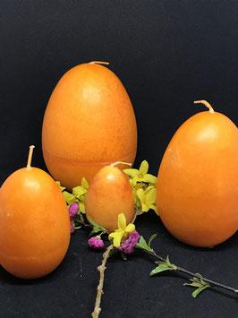 "Trend Ostereierkerzen ""Mandarin"" in verschiedenen Größen"