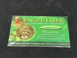 "Glücksbringer Engel-Taler ""Gesundheit"""
