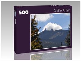 "Großer Arber"" - 500 Teile  inkl. passender Tasse"