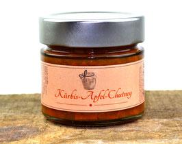 Kürbis- Apfel- Chutney
