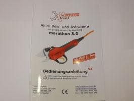 Bedienungsanleitung Marathon 5.0