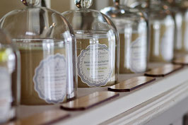 Bougie naturelle parfumée Verveine fraiche