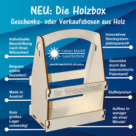 Holzbox