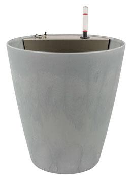 OriCine® en aluminium + pot Poétic® Material ⌀ 30 + accessoires