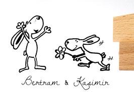 Bertram und Kasimir