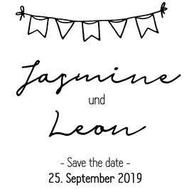 FÄHNCHEN - Save the date