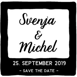 Photo - Save the date