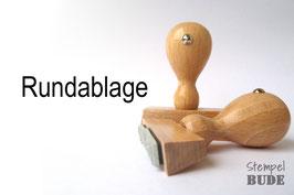 Rundablage