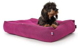 Hunde-Steppbett Toronto pink