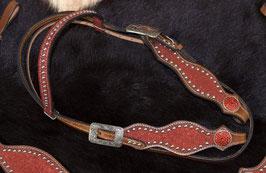 "Western Kopfstück ""Redstar"""