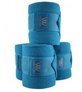 WW Fleece Bandage blau