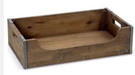 Hundekorb Holz