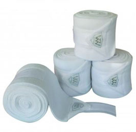 Vision Polo Bandages Weiß