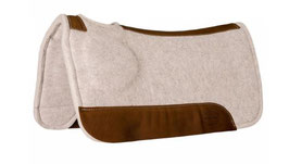 """Mustang"" Poron XRD Tan Wool Correct Fit Pad – 32´´ x 31´´ – 1´´ – 1760"