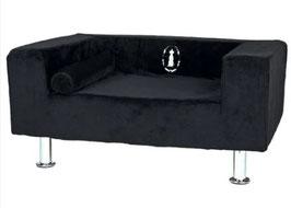 Hundekönig Sofa schwarz