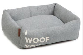 Hundebett I Woof You