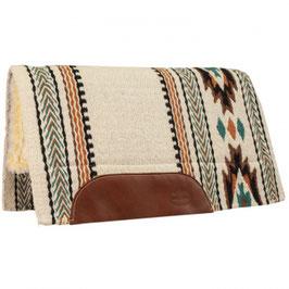 """""""Mustang"""" Temecula Show Pad - Fleece Bottom - 36´´ x 34´´ - 1247-YV beige"""