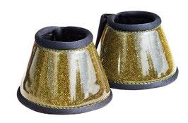Hufglocken Shetty glitter gold