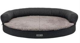 Orthopädisches Sofa Bendson dunkelgrau/hellgrau