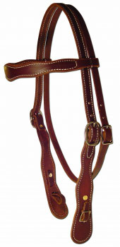 """BCL"" COWBOY HEADSTALL - Stirnband - Stitched -"
