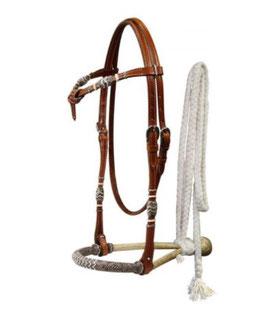 Bosal Set mit Hanger und Baumwoll Mecate