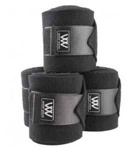 WW Fleece Bandagen black