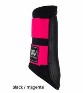 Gamasche Club black/magenta