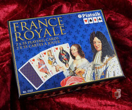 "Rommékarten ""France Royal"""