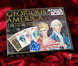 """Rommékarten """"Glorious America"""""""