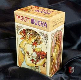 Luxus Tarotkarten Alfons Mucha