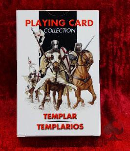 "Spielkarten ""Tempelritter"""