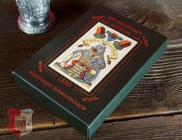 """Skatkarten """"Altenburger Schwerterkarte"""""""