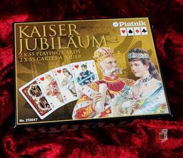 "Rommékarten ""Kaiser Jubiläum Österreich"""