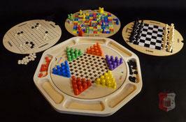 Holz Spielesammlung