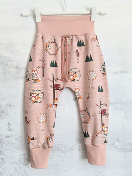 Cool Pants Waldtiere puderrosa 86
