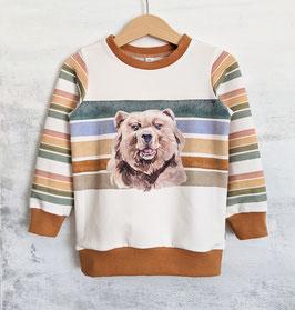Bio- Sweater wild Bear 92