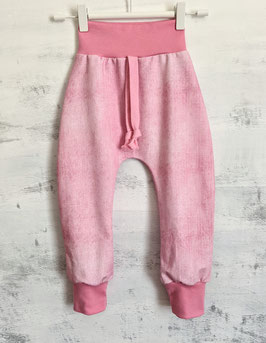 Bio- Cool Pants Jeanslook Rosa 92