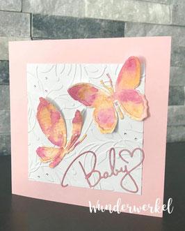 Baby Love Schmetterling