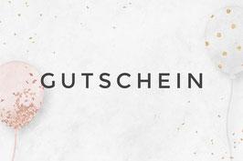 """GUTSCHEIN """"Design Luftballons"""""""