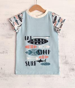 Basic Shirt EAT SLEEP SURF 110