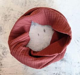 Loop aus Musselin Red Sandstone ab 3 Jahren