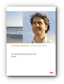 "Guitar Book ""Brisas de Mar"" (2016)"